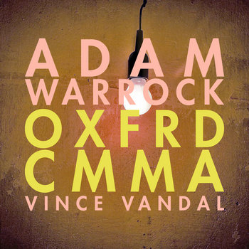 OXFRD CMMA cover art
