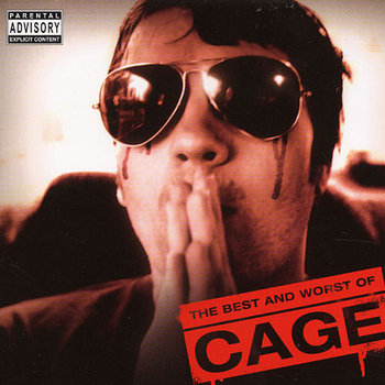 The Best and Worst of Cage Vol 1 (2008) cover art