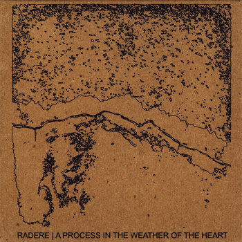 A Process In The Weather Of The Heart cover art