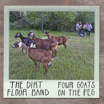Four Goats On The Peg cover art