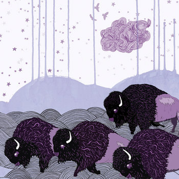 Plains of the Purple Buffalo cover art