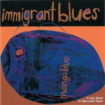 Immigrant Blues cover art