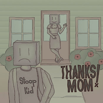 Thanks, Mom cover art