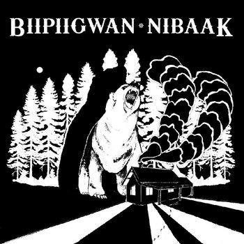 Nibaak EP cover art