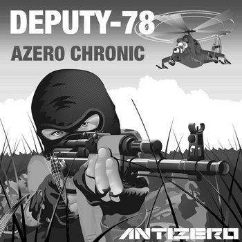 A-ZER0 Chronic I cover art