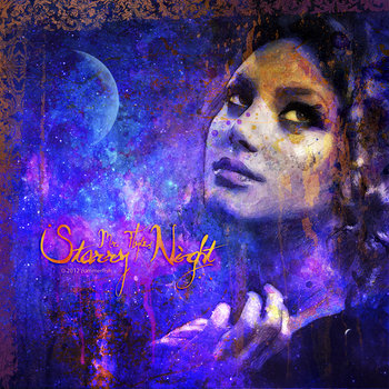 Starry Nights & Bright Skies (Single) cover art