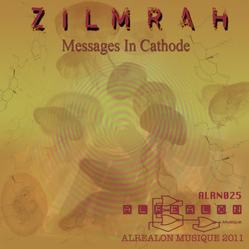 Messages In Cathode (ALRN025) cover art