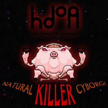 Natural Killer Cyborg cover art