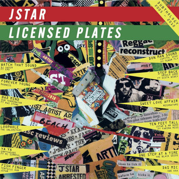 Licensed Plates cover art