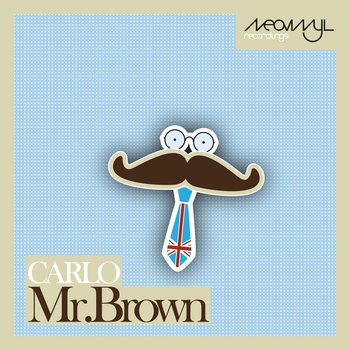 Mr. Brown cover art