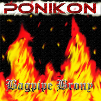 PoniKon cover art