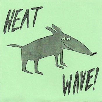 HEAT WAVE! cover art