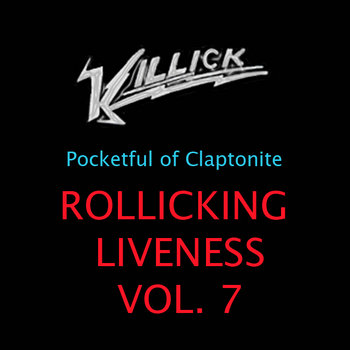 Rollicking Liveness Vol. 7: Athens GA 2.28.11 cover art