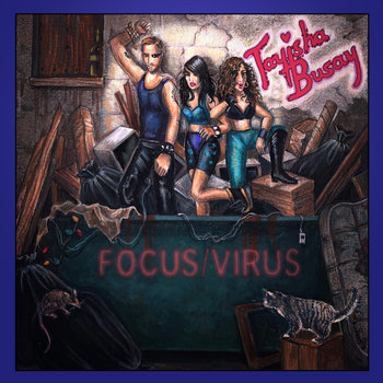FOCUS/VIRUS cover art