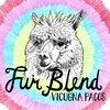 Vicugna Pacos - Fur Blend