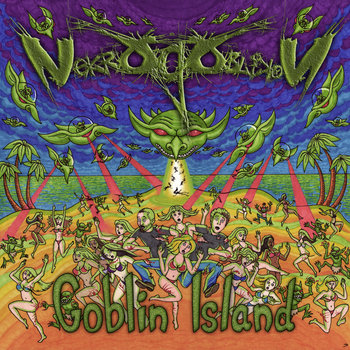 Goblin Island cover art