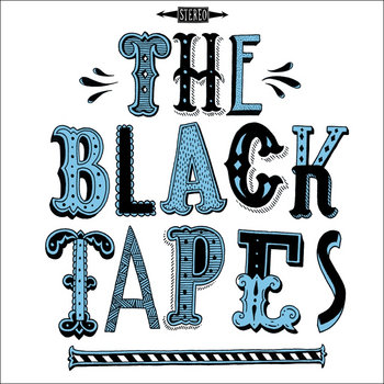 the black tapes cover art