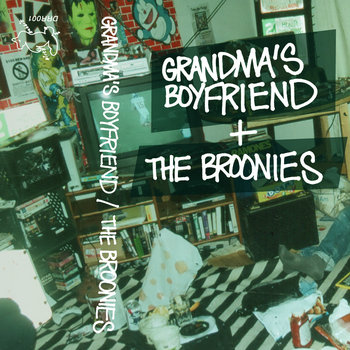 GBF // Broonies Split Tape (2013) cover art