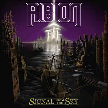 Signal from the Sky cover art