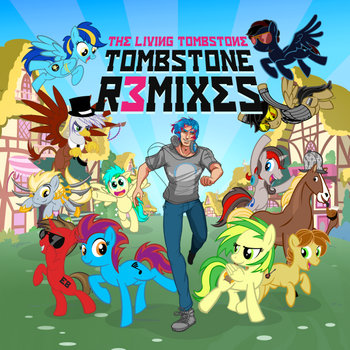 Tombstone Remixes cover art
