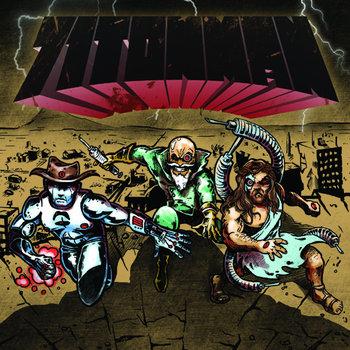 71TONMAN cover art