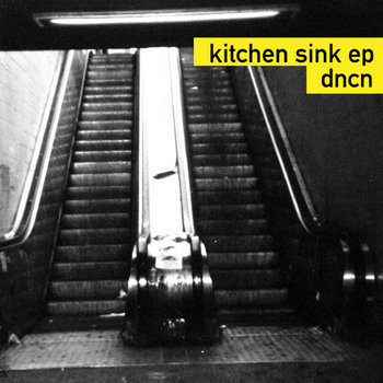 Kitchen Sink EP cover art