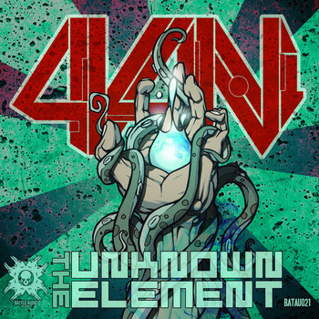 AKANI - The Unkn0wn Element cover art