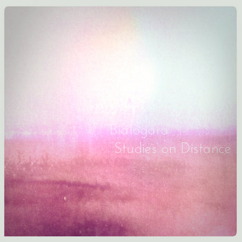 Studies on Distance cover art