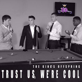 Trust Us, We&#39;re Cool cover art
