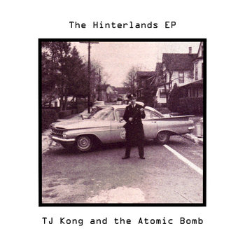 The Hinterlands EP cover art