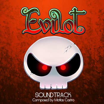 Evilot Original Soundtrack cover art