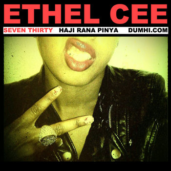 SEVEN THIRTY Ep cover art