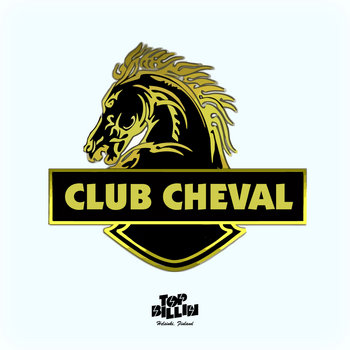 Club Cheval EP cover art