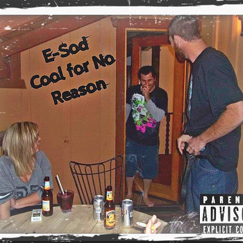 COOL FOR NO REASON cover art