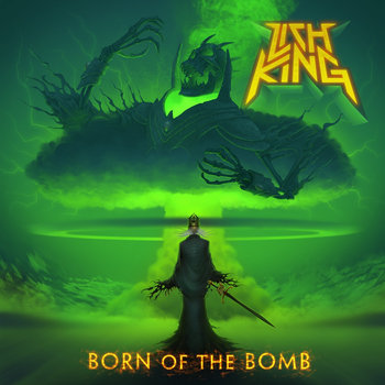 Born Of The Bomb cover art