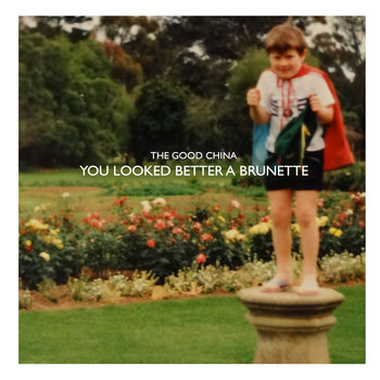 You Looked Better a Brunette (single) cover art