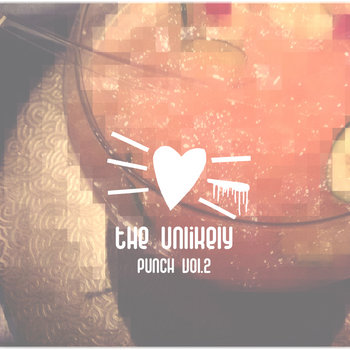 The Unlikely Punch Vol.2 cover art