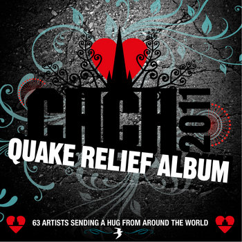 Christchurch Quake Relief Album 2011 cover art