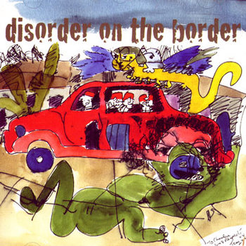 Disorder On the Border cover art