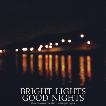 Bright Lights, Good Nights cover art