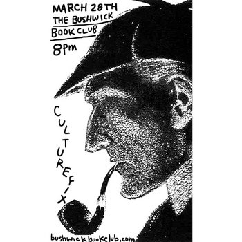 Bushwick Book Club presents SHERLOCK HOLMES cover art