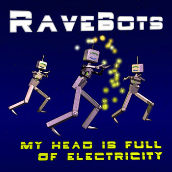 My Head is Full of Electricity cover art