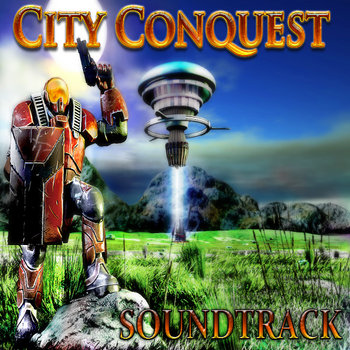 City Conquest Soundtrack cover art