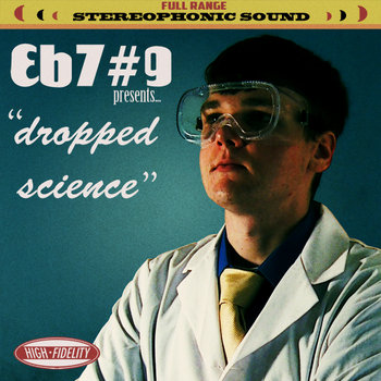 Dropped Science cover art