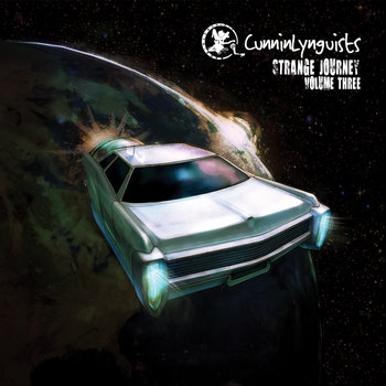 Strange Journey Volume Three cover art
