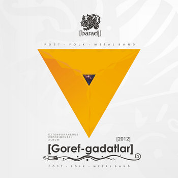 [Goref-gadatlar] live improvisation cover art