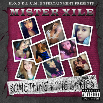 Something 4 the Ladies (mixtape) cover art