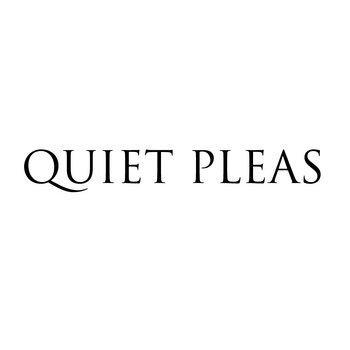 QUIET PLEAS cover art