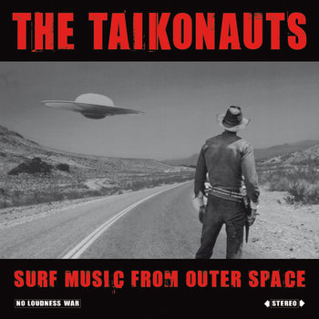 Surf Music From Outer Space cover art