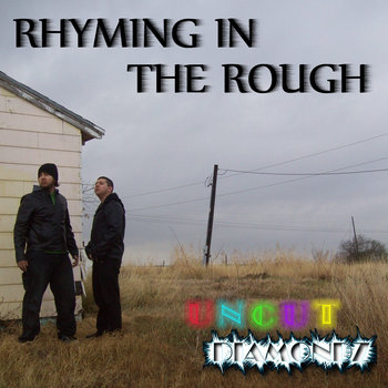 Rhyming In The Rough cover art